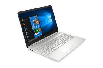 "HP 15-ef0875ms Laptop 15.6"" HD Touchscreen AMD Ryzen7 3700U 8GB 256GB NVMe M.2 SSD NO-DVD Win10Home"