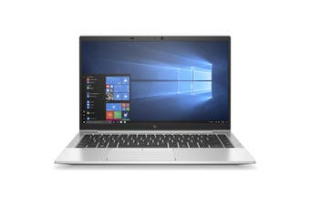 "HP Elitebook 840 G7 Business Ultrabook 14"" FHD IPS AG Intel i5-10210U 8GB 256GB NVMe SSD Win10Pro"