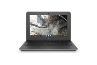 "HP ChromeBook 11 G8 Edu Laptop 11.6"" HD Anti Glare screen new Intel celeron  N4020 4GB 32GB eMMC"
