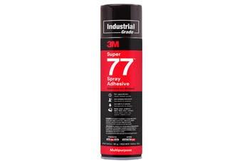 3M 62497749309 Scotch Adhesive SUPER 77 475g Spray Can