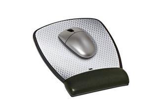 3M MW309LE Precise Mouse Pad with Gel Wrist Rest MW309LE Black