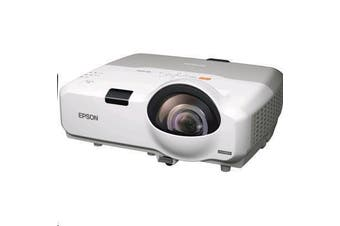 Epson Powerlite EB-535W 3400 LUMENS WXGA (1280X800) SHORT THROW 16:10 FORMAT 16 000:1 CONTRAST RATIO