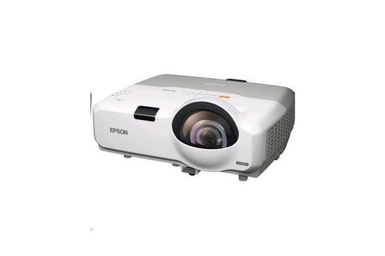 Epson Powerlite EB-535W 3400 LUMENS WXGA (1280X800) SHORT THROW 16:10 FORMAT 16 000:1 CONTRAST RATIO