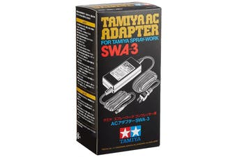 Tamiya - AC Adapter - for Tamiya Spraywork SWA-3
