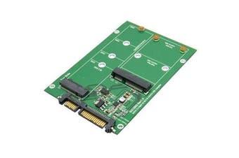 OEM M.2 B-Key NGFF SSD & Msata SSD to SATA 3 Convertor Card Board Adapter