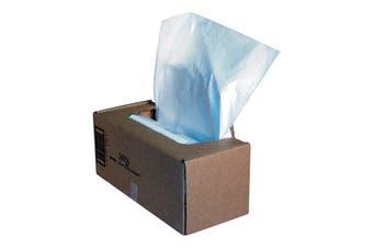 Fellowes Shredder Wastebags Commercial 114L Pack 50