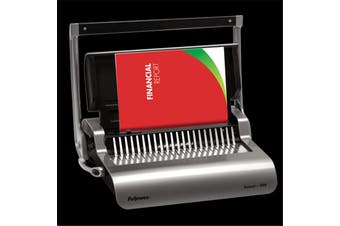 Fellowes Comb Binder Quasar Plus 500 Manual