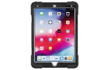 "3SIXT Apache Case w Pen Holder for  iPad 10.2"" (7th.Gen.)  -Black"
