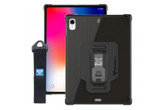 "Armor-X (ZXT Series) Tablet Case for iPad 12.9"" (3rd Gen.) - Mountable 4 Corner Shockproof Tablet"