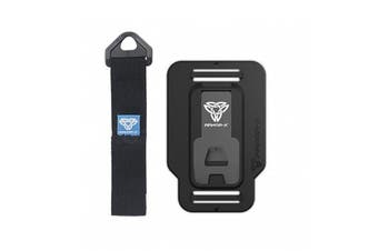 Armor-X (Type-T Adapter) UA30T-  Adhesive Adaptor with Hand Strap  for 7-9 inch Tablet Case - use