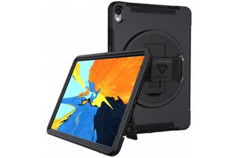 Armor-X (RIN Series ) Ultra 3 Layers Rainproof Shockproof Rugged Case with Hand Strap for iPad Pro