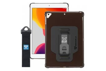 Armor-X (ZXT Series) Tablet Case for iPad 10.2  - Mountable 4 Corner Shockproof Tablet case with