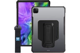 "Armor-X DSX Series Ultra Slim 4 Corner Anti-impact  Case w/ Kickstand & Hand strap for iPad Pro 11"""