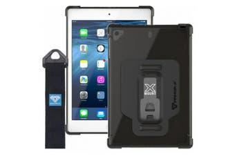 Armor-X DSX Series Ultra Slim 4 Corner Anti-impact  Case w/ Kickstand & Hand strap for iPad Mini 5