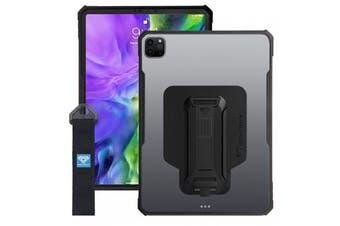 Armor-X DSX Series Ultra Slim 4 Corner Anti-impact  Case w/ Kickstand & Hand strap for iPad Pro