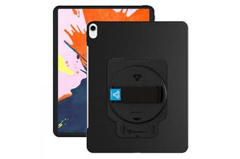 """Armor-X Shockproof Case w/ Kickstand & Hand strap for iPad Pro 12.9"""" (3rd Gen.Only )"""
