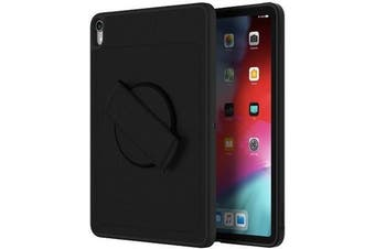 Griffin Airstrap 360 Rotating Back Cover  Case with Hand Strap for  iPad 10.2  (7th Gen.)  - Black