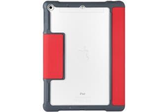 STM Dux Plus Duo Case for  iPad Mini 5 & Mini 4 -Red