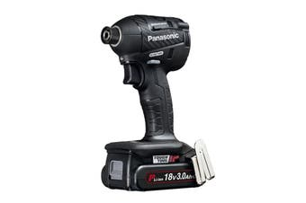 "Panasonic EY75A7LS2F57 Cordless Impact Driver 14.4v Lithium Ion 4.2Ah - Dual Voltage - 1/4"" Hex"