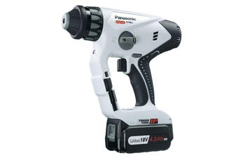Panasonic EY78A1LS2G57 Rotary Hammer Drill 18V Lithium Ion 4.2Ah - Dual Voltage