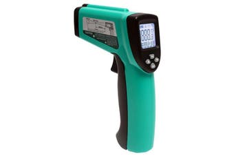 ProsKit Dual Infrared Laser Point Thermometer Range -50 to 580 Celsius adjustable emissivity