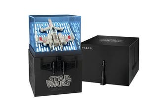 PROPEL Star Wars T-65 X WING STAR FIGHTER Battling Quadcopter Collectors Edition