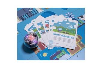 Sphero Education STEM Code Mat + Activity Card Set