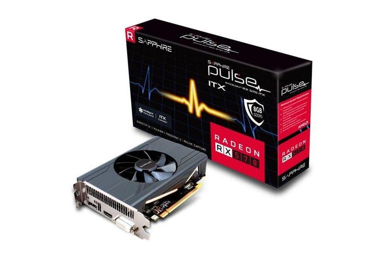 Sapphire Pulse Radeon RX 570 8G GDDR5 Graphics Card