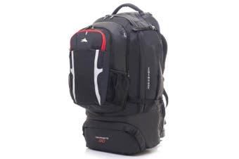 HIGH SIERRA 78033-1041 COMPOSITE V2 WS TRAVEL PACK 80 BLACK
