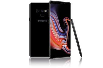 Samsung Galaxy Note 9 (N960F, AU Model) 128GB Midnight Black - Good Condition (Refurbished)