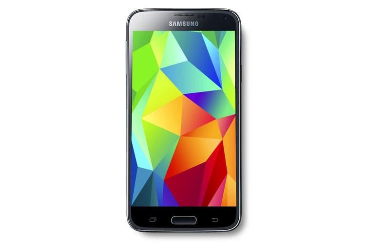 Samsung Galaxy S5 16GB Black (G900i) - Good Condition (Refurbished)