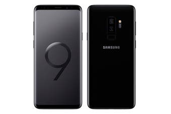 Samsung Galaxy S9+ (G965F, AU Model) 256GB Midnight Black - Excellent Condition