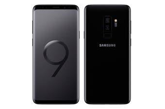 Samsung Galaxy S9+ (G965F, AU Model) 64GB Midnight Black - Good Condition