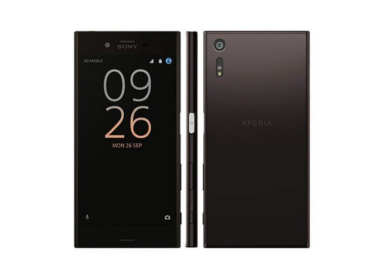 Sony Xperia XZ 32GB Black (AU Model, F8331) - Excellent Condition