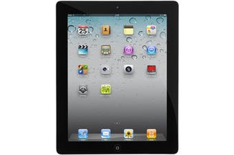 Apple iPad 2 Wi-Fi only 16GB Black - Good Condition (Refurbished)