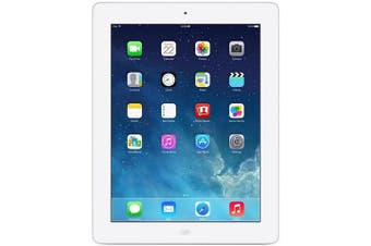 Apple iPad 4 Wi-Fi Only 16GB Black - As New Condition