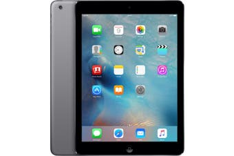Apple iPad Air 1 (Wifi + Cellular) 32GB Space Grey - Excellent Condition (Refurbished)