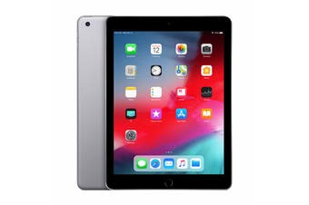 Apple iPad Air 2 Wi-Fi + Cellular 128GB Space Grey - Excellent Condition (Refurbished)