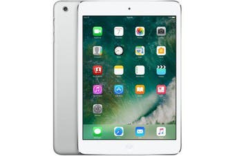 Apple iPad Mini 2 (Wifi + Cellular) 16GB Silver -  As New Condition
