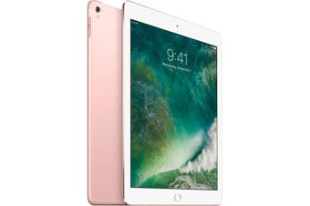 "Apple iPad Pro 9.7"" (Wi-Fi + Cellular) 32GB Rose Gold - Excellent Condition (Refurbished)"