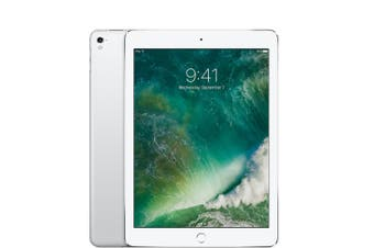"Apple iPad Pro 9.7"" (Wi-Fi + Cellular) 32GB Silver - Good Condition (Refurbished)"
