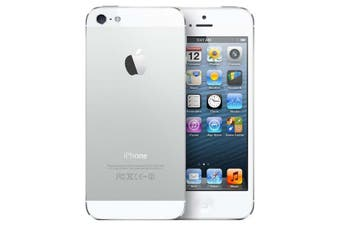 Apple iPhone 5 16GB White - Excellent Condition (Refurbished)