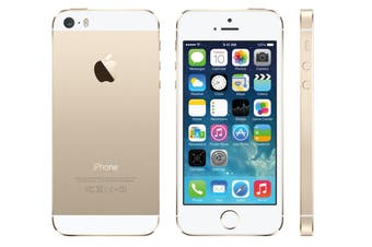 Apple iPhone 5s 32GB Gold -  As New Condition