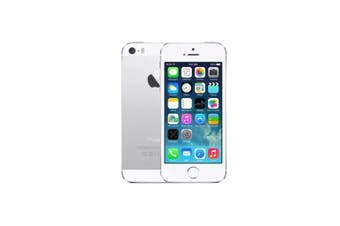 Apple iPhone 5s 32GB Silver -  As New Condition