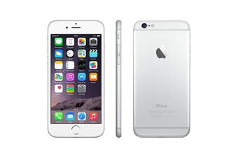 Apple iPhone 6 16GB Silver - Good Condition (Refurbished)