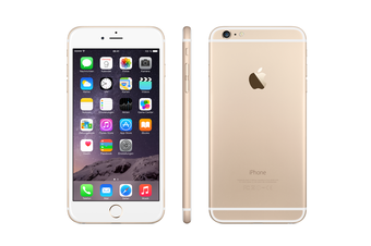 Apple iPhone 6 Plus 64GB Gold -  Excellent Condition