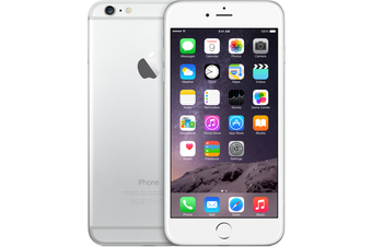 Apple iPhone 6 Plus 64GB Silver - Good Condition (Refurbished)