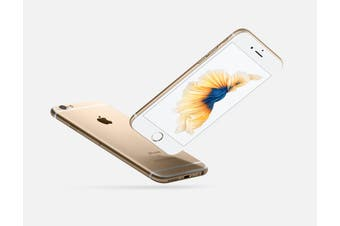Apple iPhone 6s 32GB Gold -  As New Condition