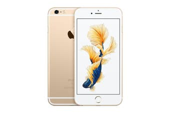 As New Apple iPhone 6s Plus 64GB Gold (Refurbished)