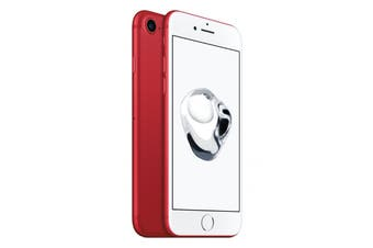 As New Apple iPhone 7 128GB Red (Refurbished)